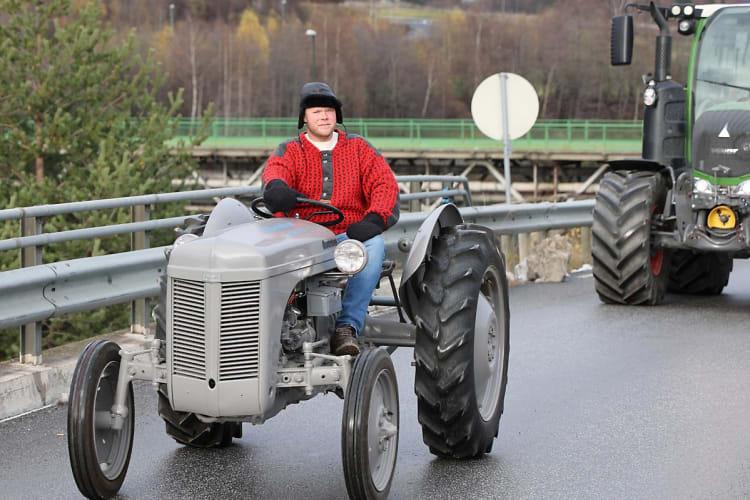 Traktorbyen Vinstra