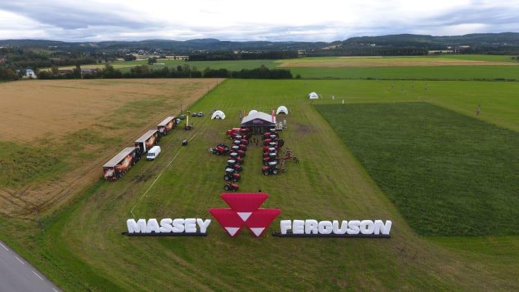 MF eXperience Tour kommer til Norge