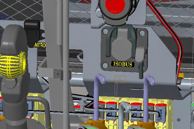 BREMSESYSTEM: Oppdatert bremsesystem som gir økt sikkerhet og høyere ytelse.