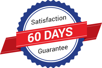 Eilisys offers an exclusive Satisfaction Guarantee for 60 days