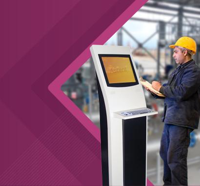Ascent Touch Kiosk Application | Kiosk Self Service - Eilisys
