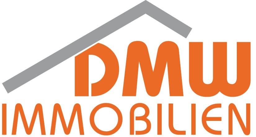 Hier sehen Sie das Logo von DMW Immobilien