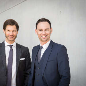Thorsten Glass  und Andreas Hacker Profilbild