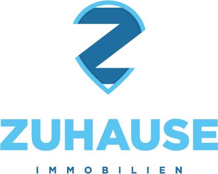Hier sehen Sie das Logo von Zuhause Immobilien