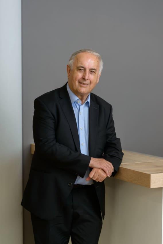 Firmengründer 1972