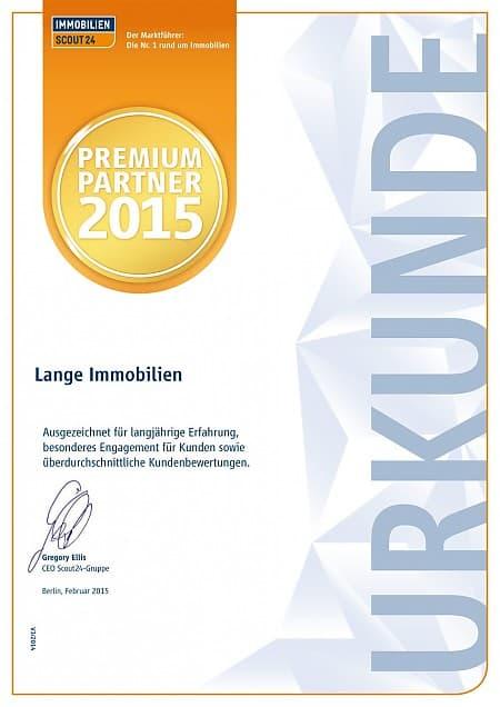 IS24 Premiumpartner 2015