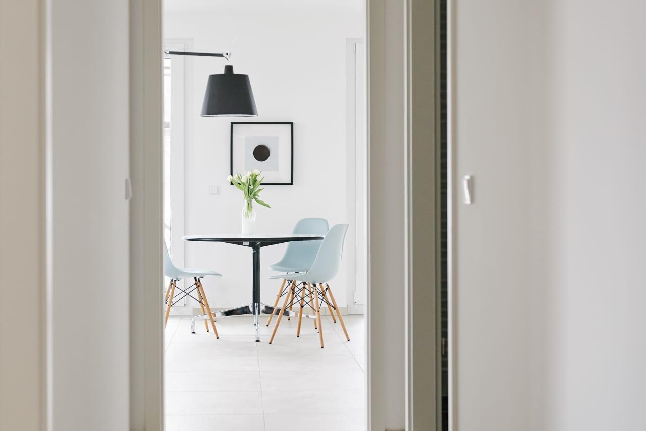 Musterwohnung mit Homestaging in München, Butschal Immobilien