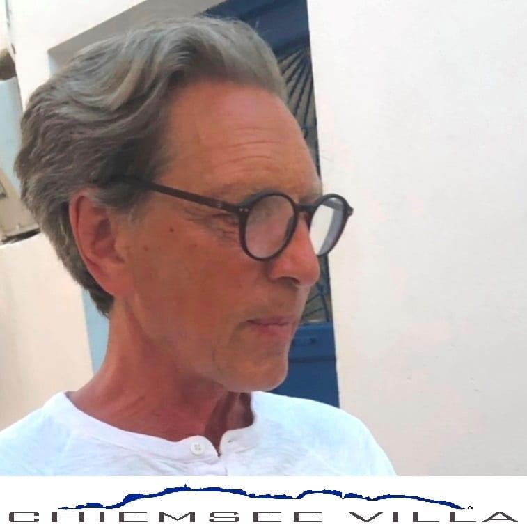 Franz Laböck Inhaber Chiemsee Villa Immobilien Prien. Beste Kundenbewertungen von Verkäufern und Käufern von Immobilien, rund um den Chiemsee