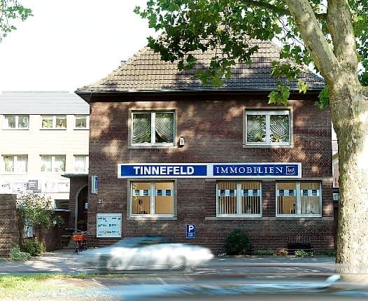 Unser Büro in Wesel, Hansaring 21 (B 8).
