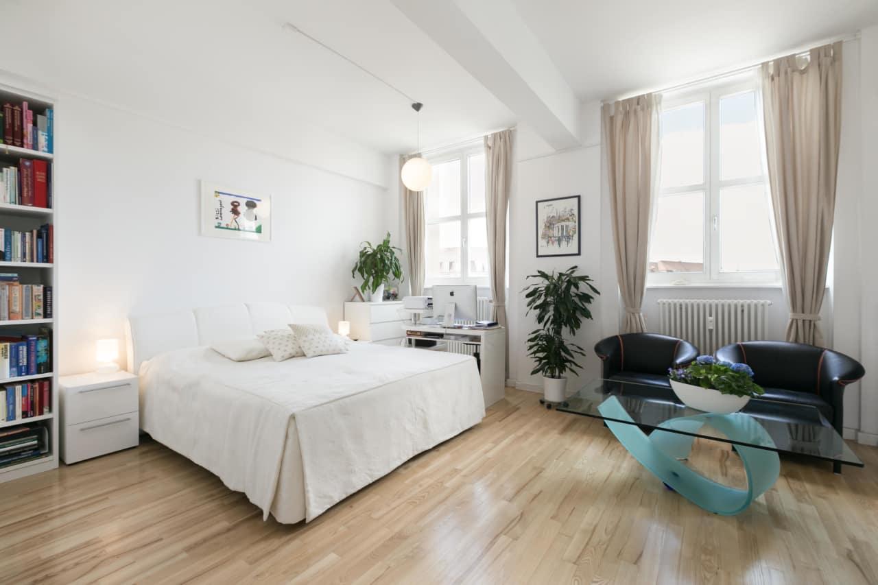 92 m² | 2 Zimmer | Dachterrasse