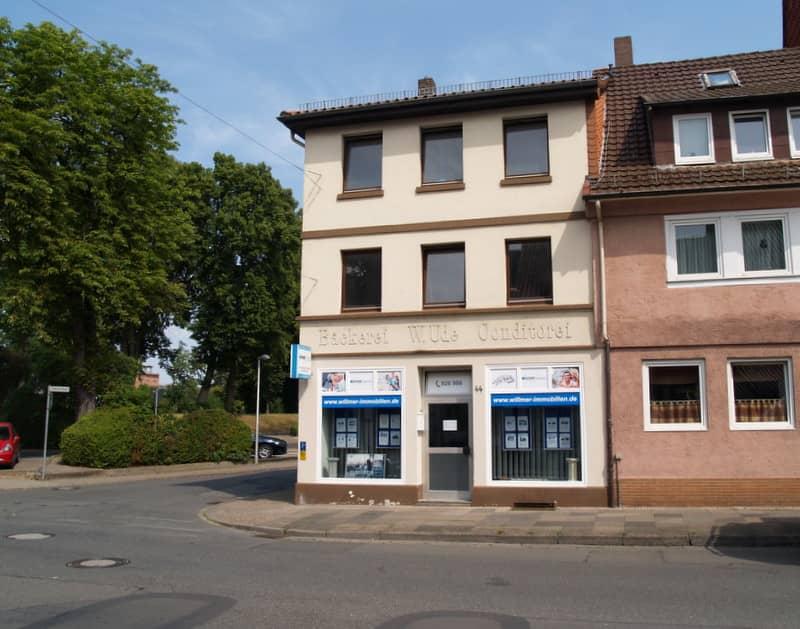 Firmensitz in Einbeck