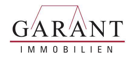 Hier sehen Sie das Logo von GARANT Immobilien Ludwigsburg