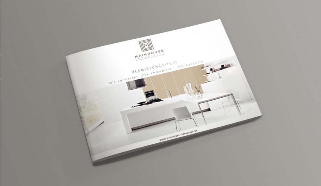 Vermietungsflat-Broschüre kostenlos als PDF auf www.mainhouse-immobilien.de zum Download.