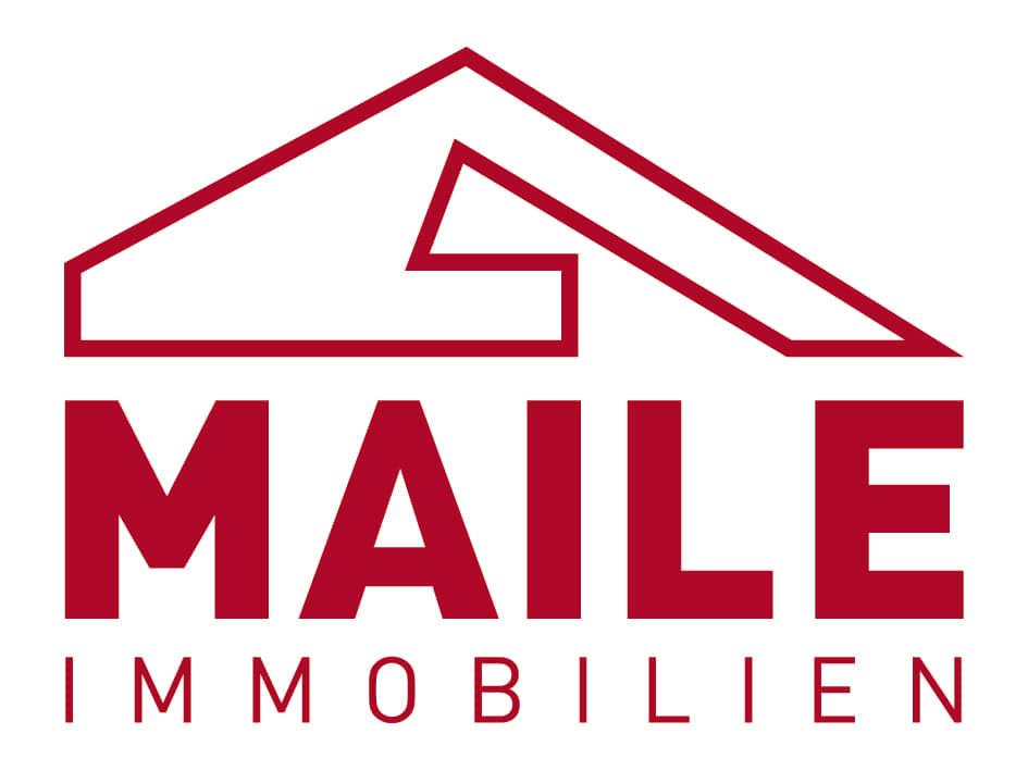 Hier sehen Sie das Logo von Maile Immobilien
