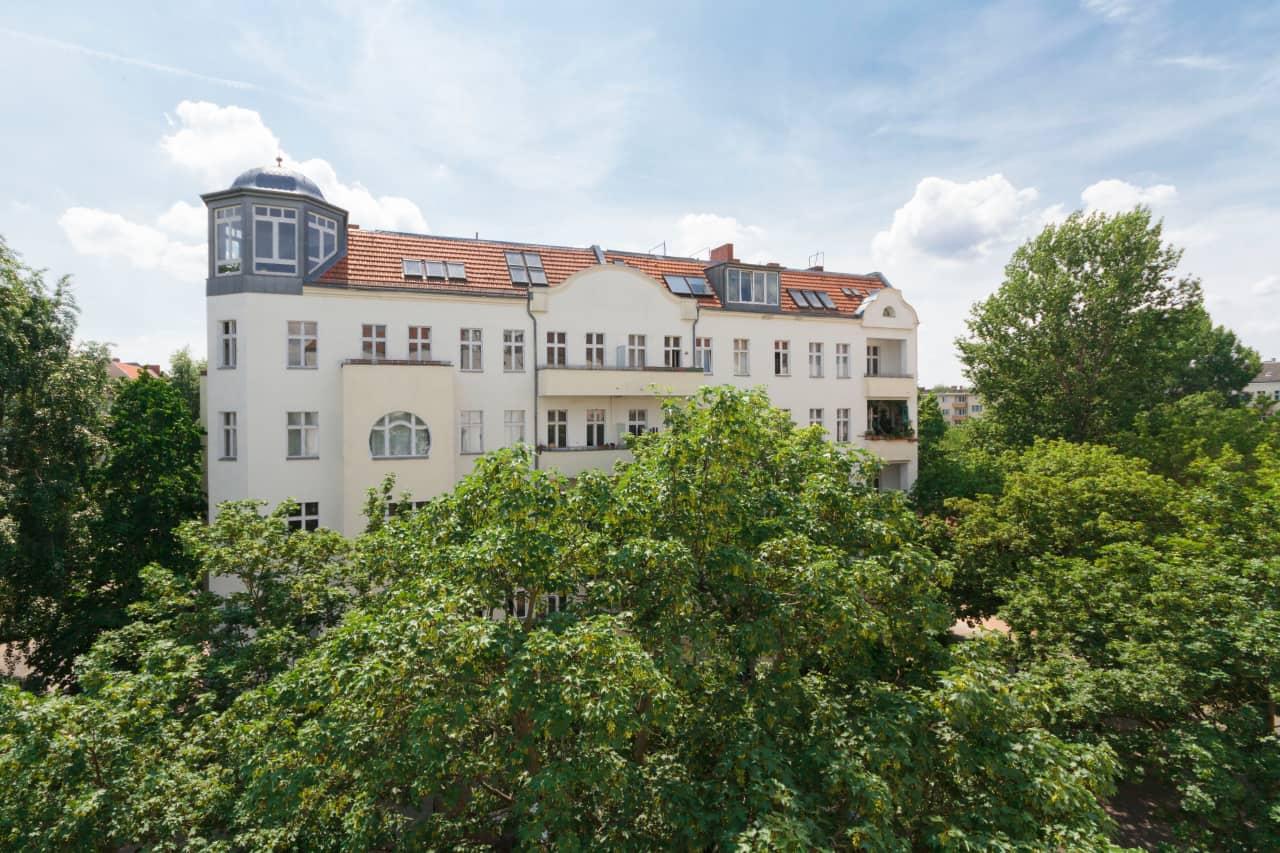 60 m² | 2 Zimmer | Balkon