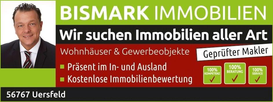 Hier sehen Sie das Logo von Makler & Auktionshaus Bismark