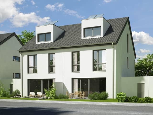 2016 Verkauf von 11 Reihen- und Doppelhäusern | Hofheim am Taunus