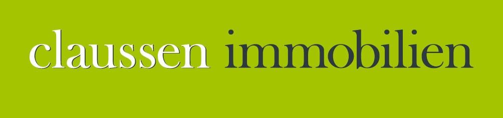 Logo immobilien claussen