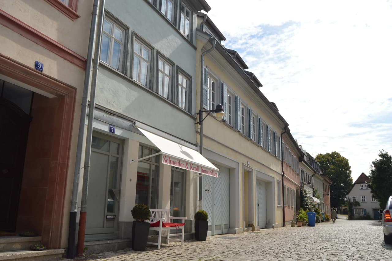 Unser gemütliches Ladenbüro im wunderschönen Stadtteil Zürch der Schweinfurter Innenstadt. Sie sind jederzeit herzlich eingeladen uns auf einen Kaffee zu einem Beratungsgesprächh  zu besuchen.