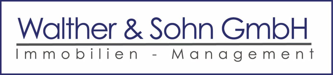 Hier sehen Sie das Logo von Walther & Sohn GmbH