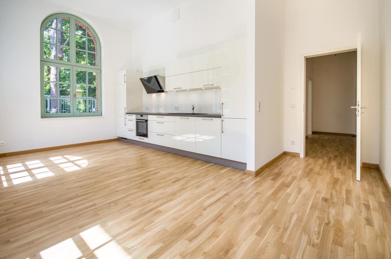 70 m² | 2 Zimmer | 3,70 m hohe Decken
