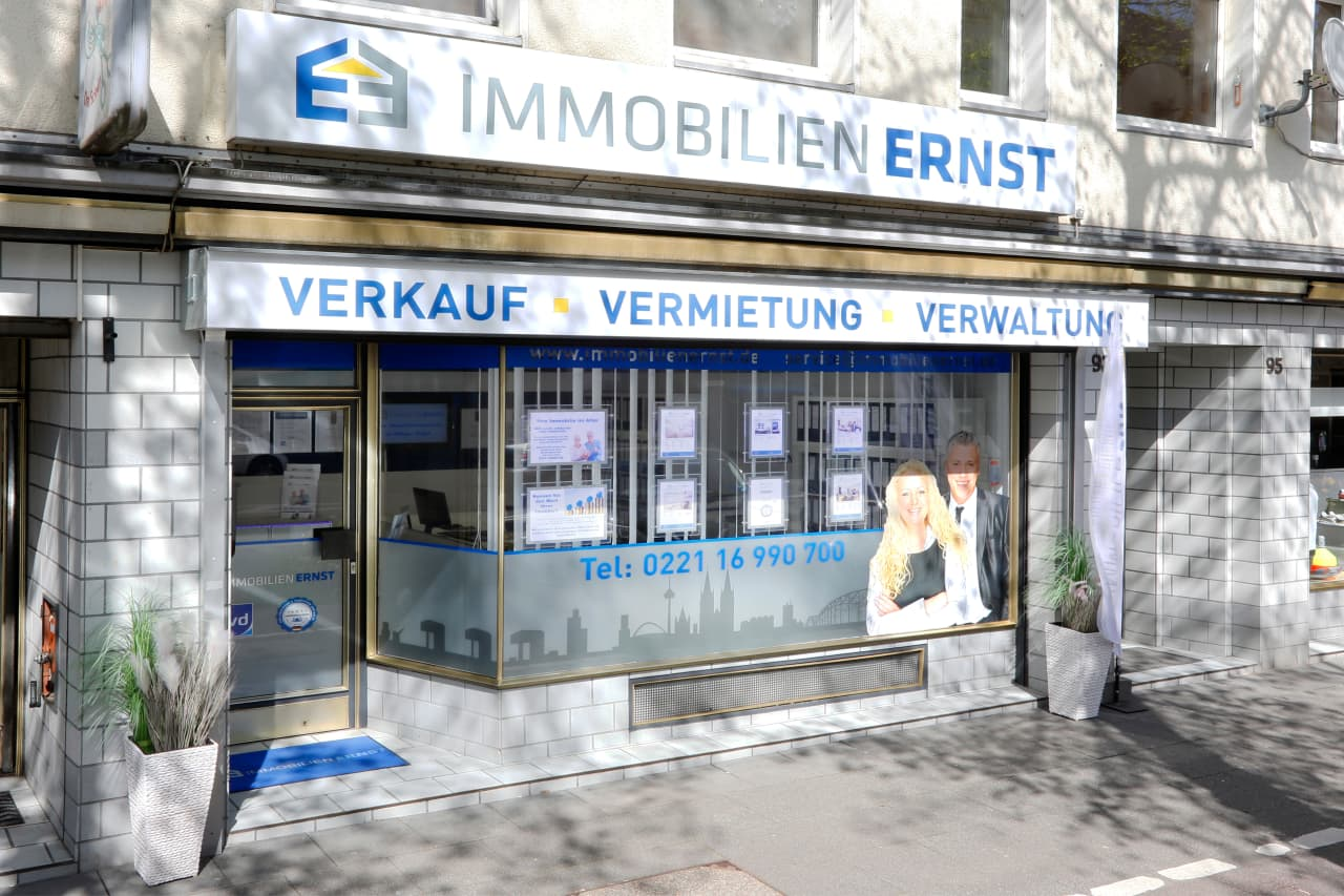 Seriöser Immobilienmakler Köln