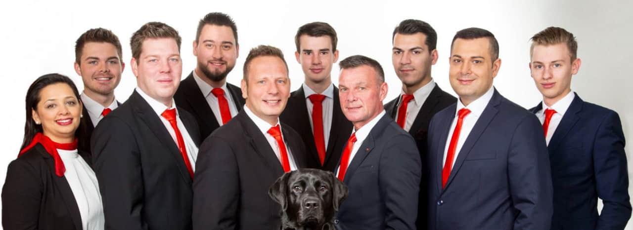 Unser Team 2018