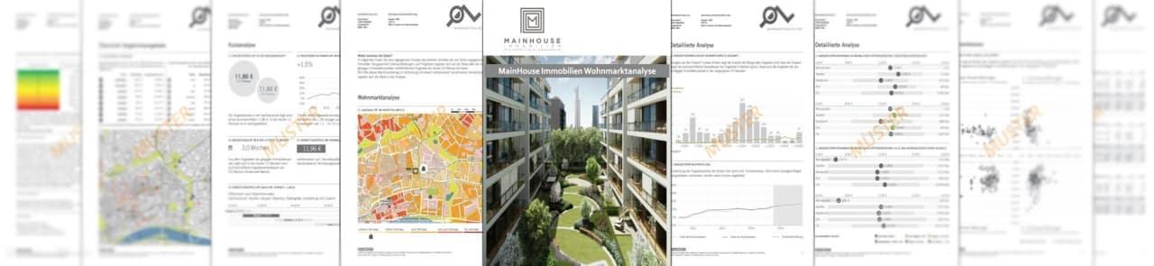 Kostenlose Wohnmarktanalyse für Eigentümer.
