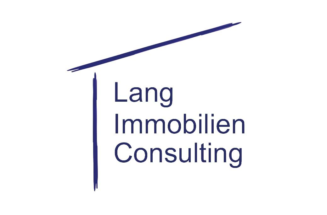 Hier sehen Sie das Logo von Lang Immobilien Consulting