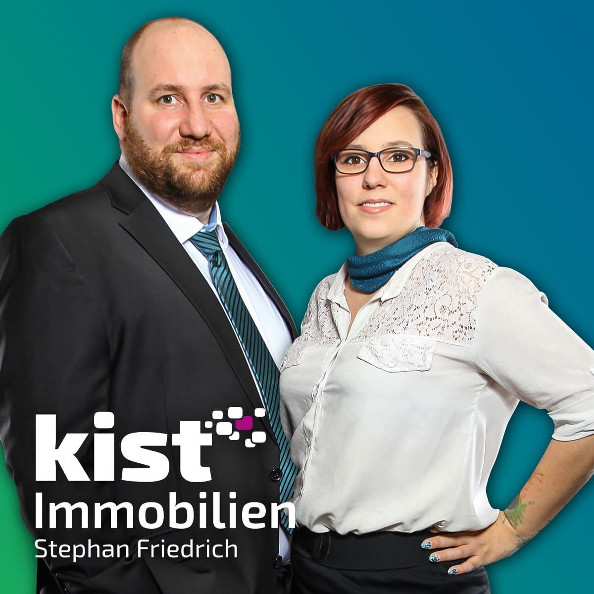 Stephan und Kimberley Friedrich