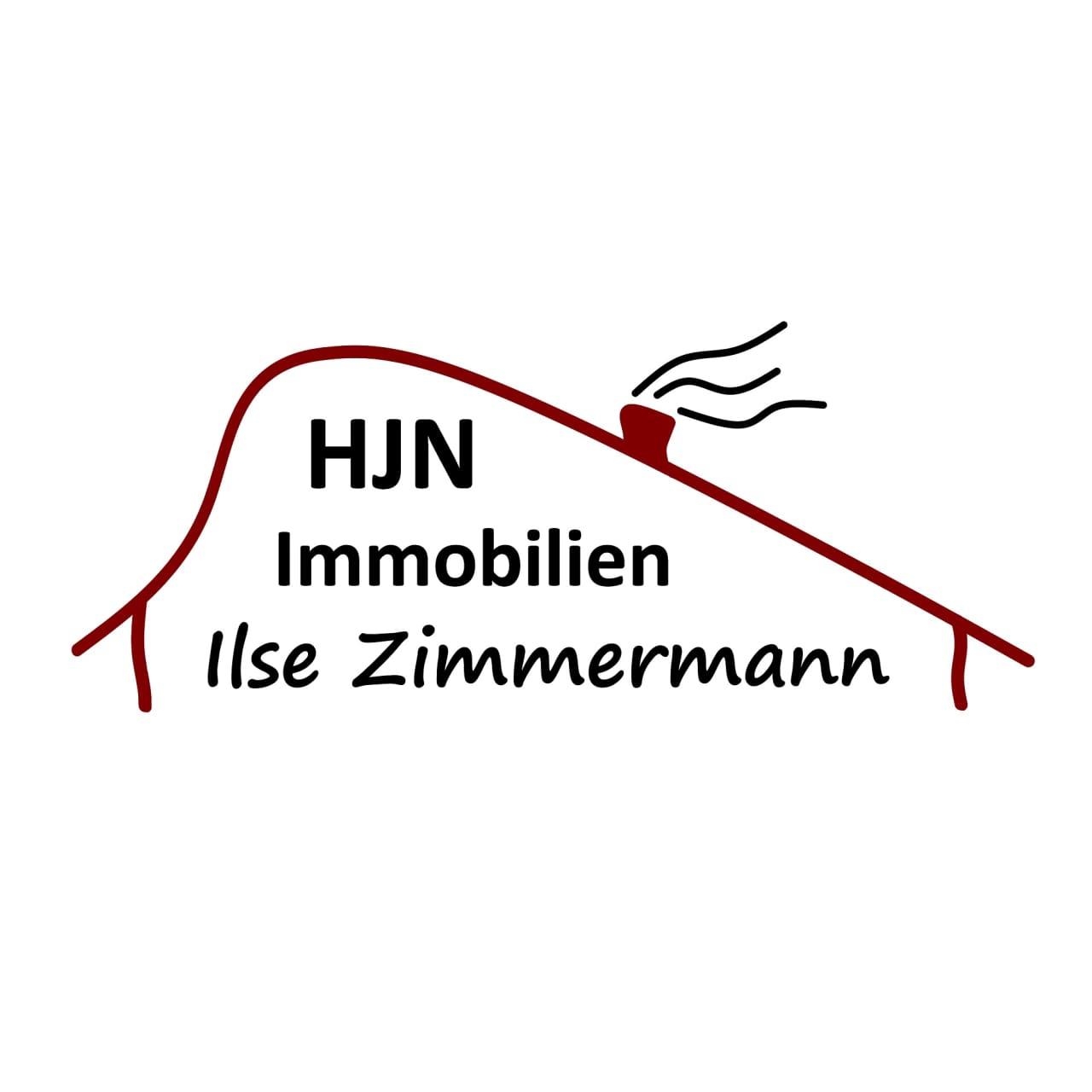 Hier sehen Sie das Logo von  HJN-Immobilien Ilse Zimmermann