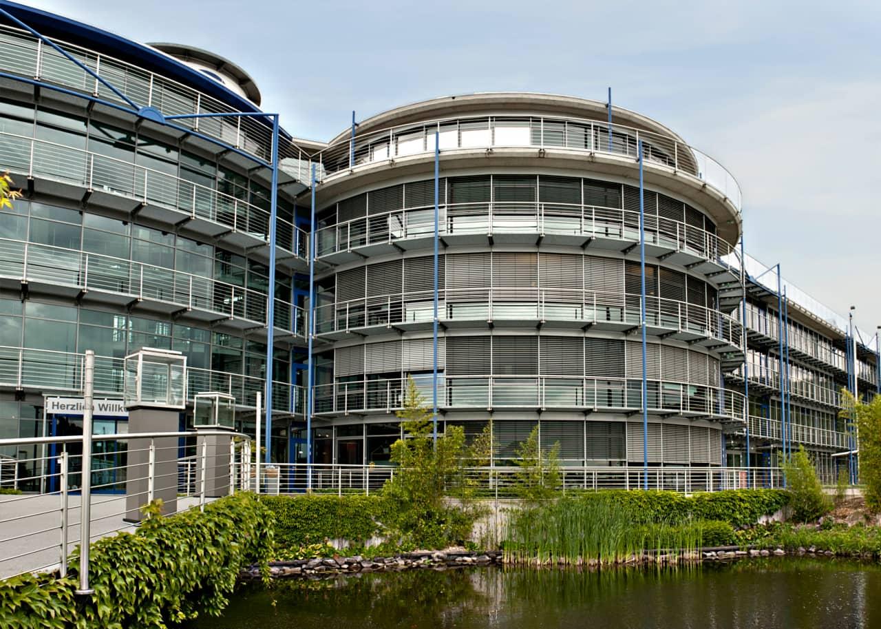 Firmensitz der FIM Finanz- und Immobilienmanagement GmbH