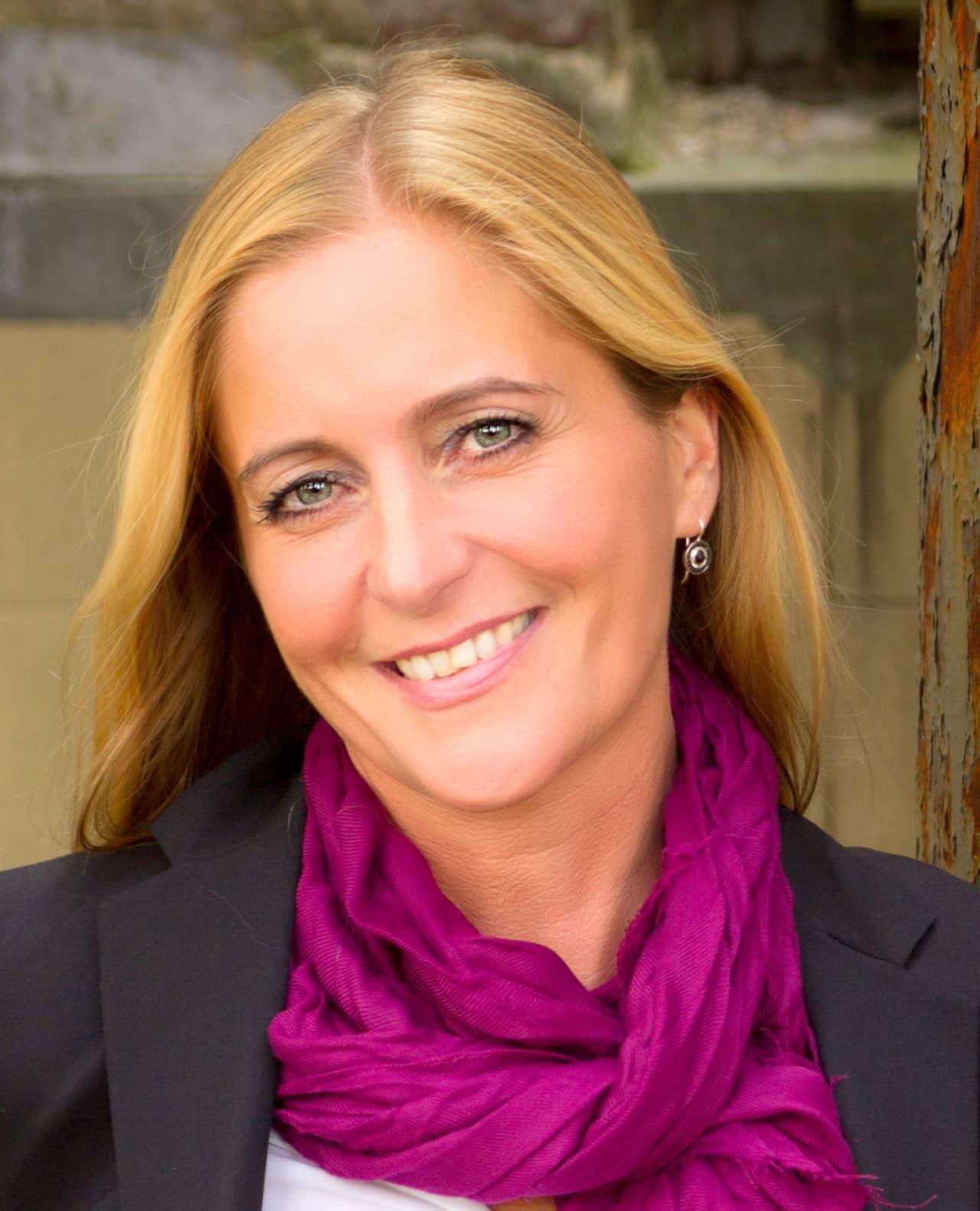 Geschäftsführerin Alessandra Di Lorenzo