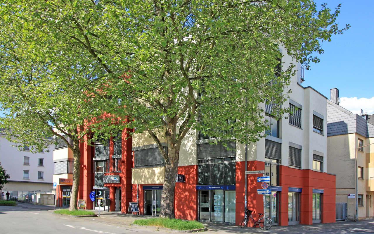 Besuchen Sie unsere Büros im EG sowie 3. OG Bruchhausenstraße 23, 54290 Trier