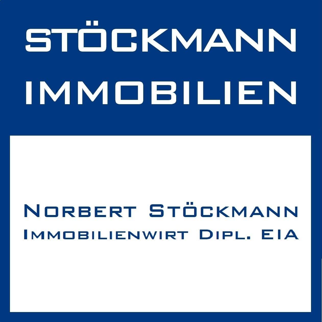 Hier sehen Sie das Logo von Stöckmann-Immobilien