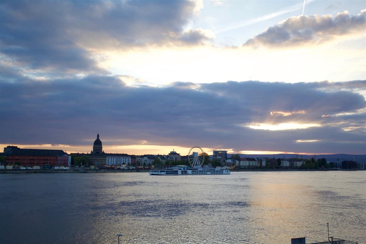 Wunderschöne Stadt