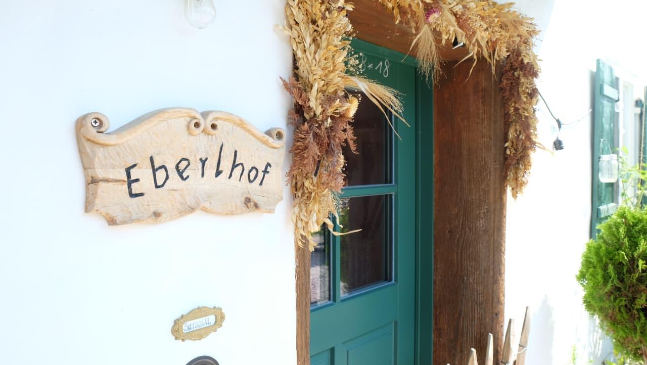 Das Immobilienoffice mit Weitblick im restaurierten Eberlhof