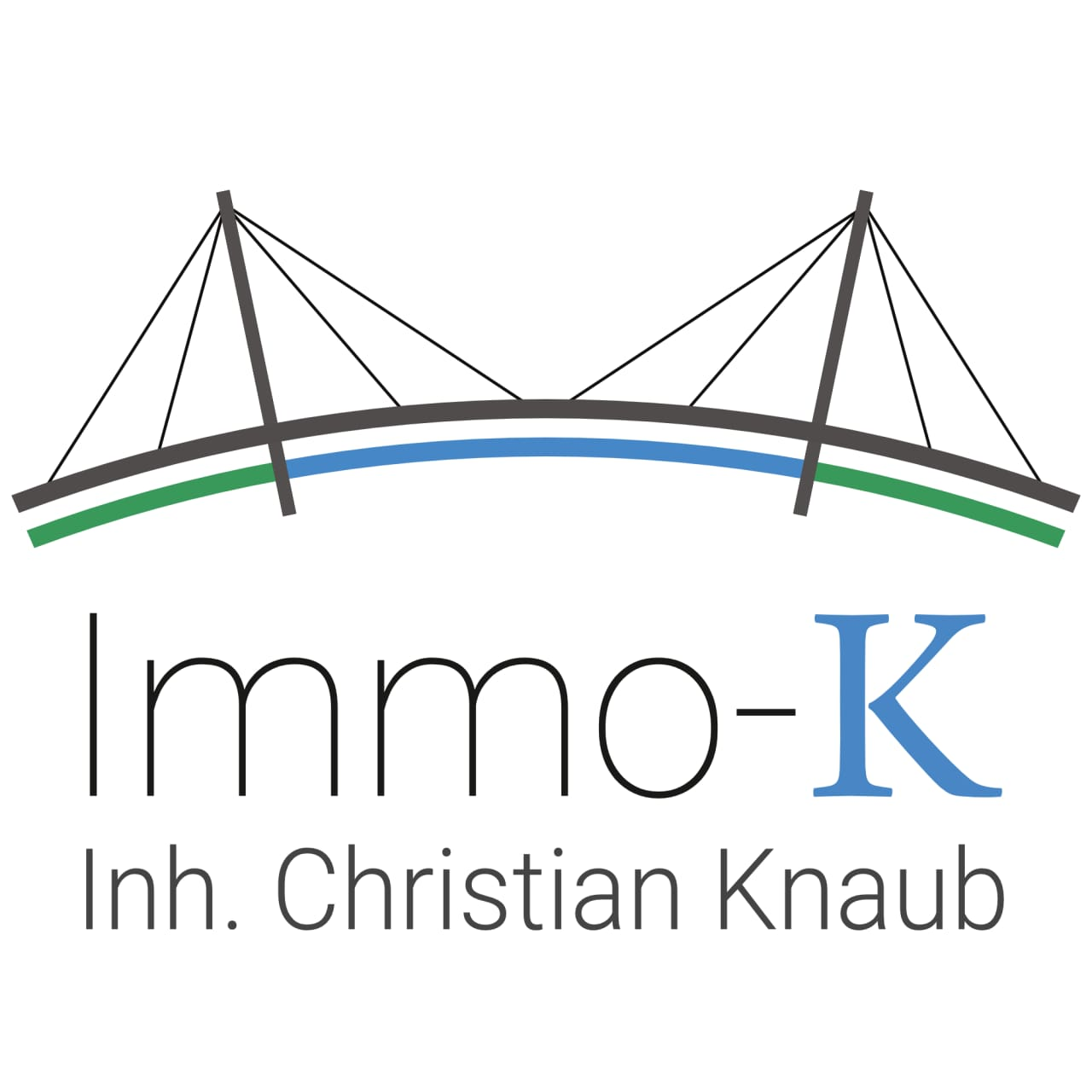 Logo Immo-K Makler in Kehl, Straßburg und Umgebung