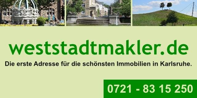 Die erste Adresse für die schönsten Immobilien in Karlsruhe-