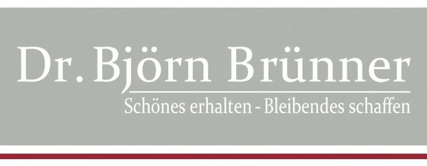 Hier sehen Sie das Logo von Dr. Björn Brünner