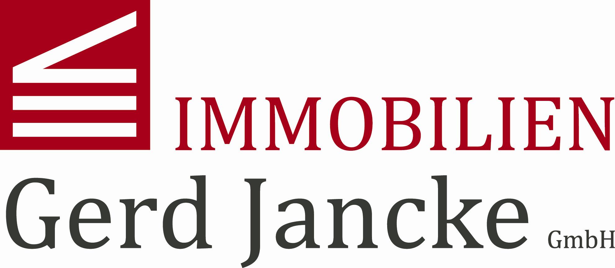 Hier sehen Sie das Logo von Immobilien - Gerd Jancke GmbH
