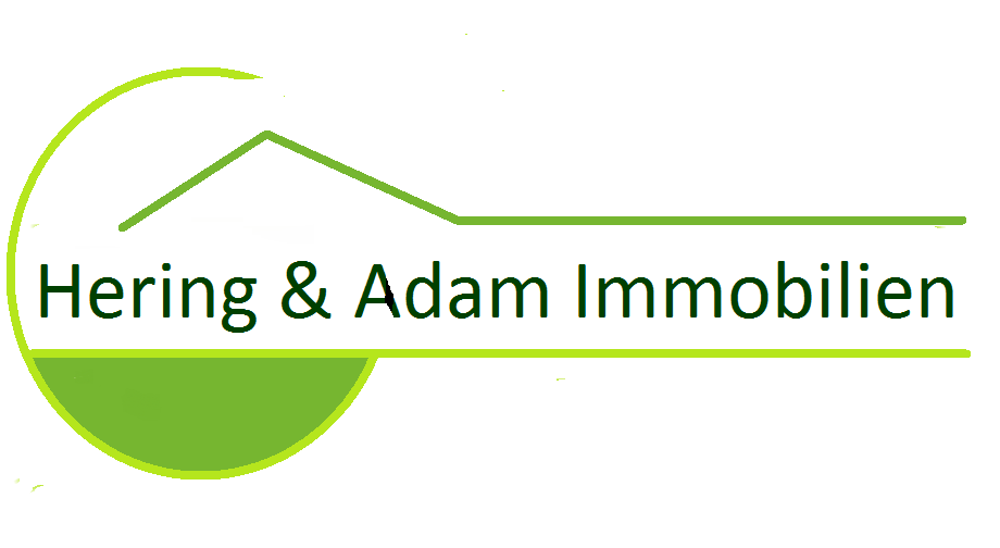 Hier sehen Sie das Logo von Hering & Adam Immobilien