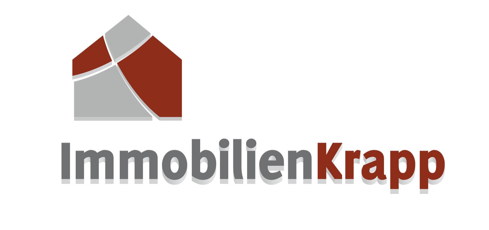 Hier sehen Sie das Logo von Immobilien Krapp