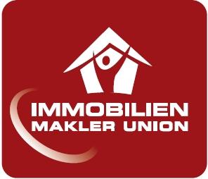 Hier sehen Sie das Logo von IMMOBILIENMAKLER-UNION