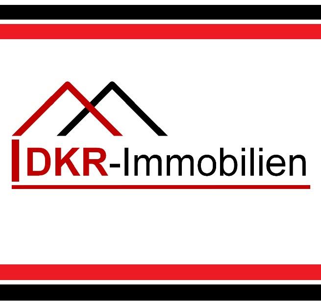 Hier sehen Sie das Logo von DKR-Immobilien