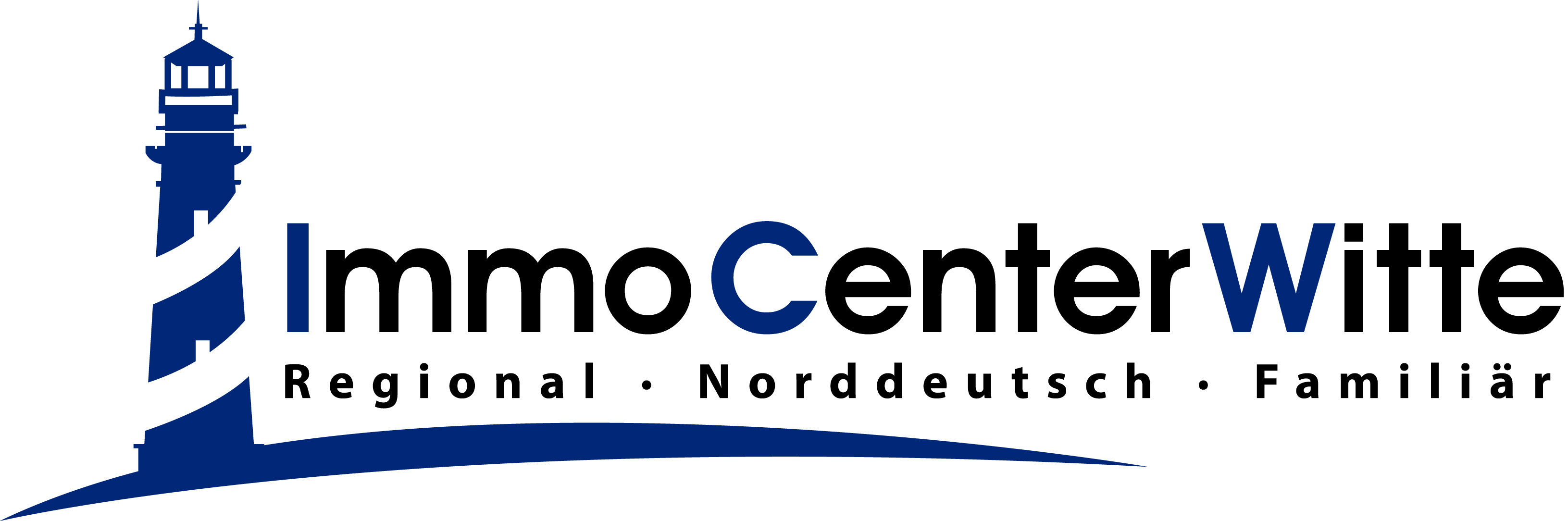 Hier sehen Sie das Logo von ImmoCenterWitte