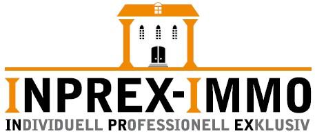 Hier sehen Sie das Logo von INPREX-IMMO GmbH
