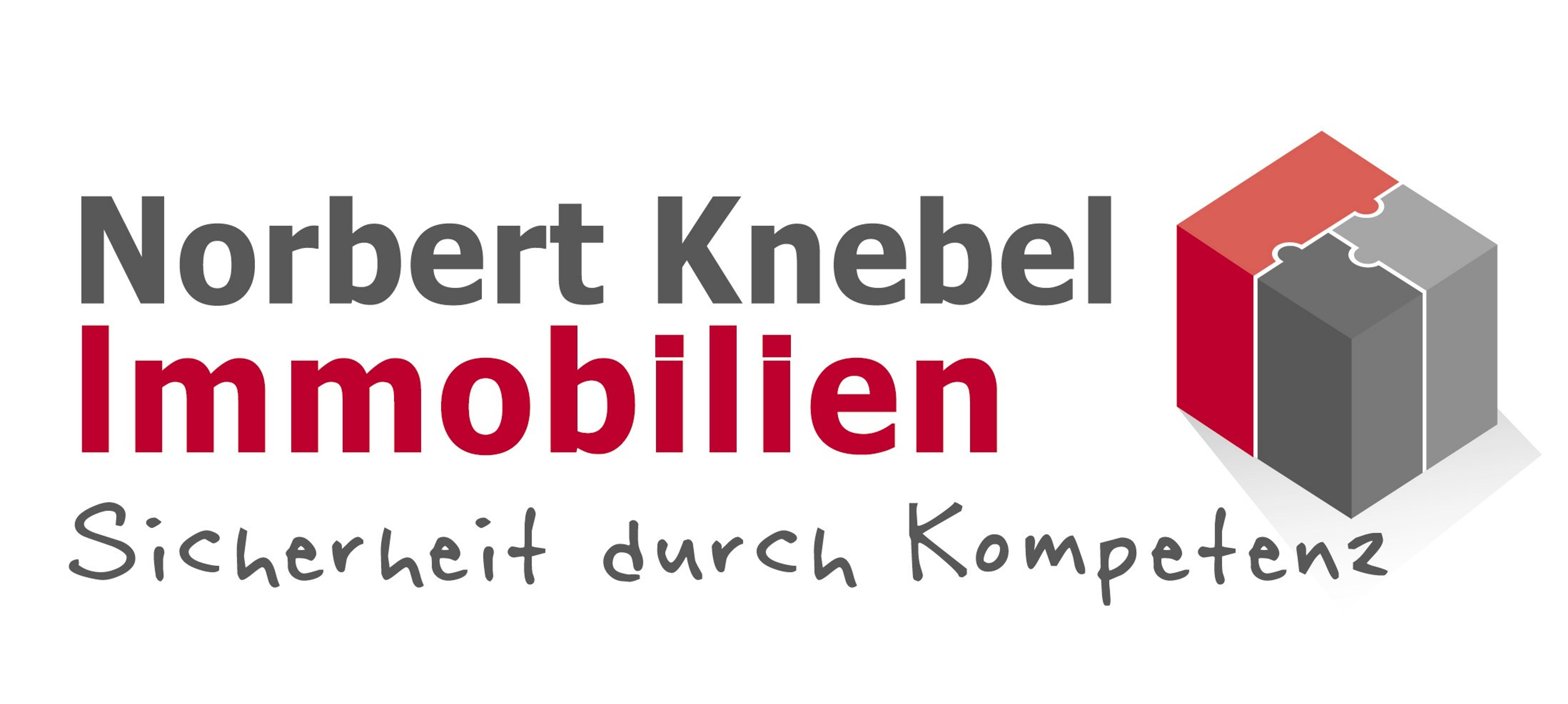 Hier sehen Sie das Logo von Norbert Knebel Immobilien