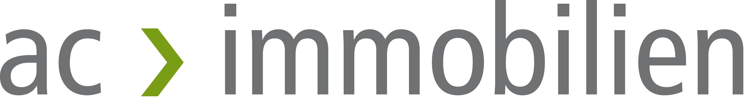 Hier sehen Sie das Logo von ac immobilien