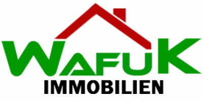 Hier sehen Sie das Logo von WafuK Immobilien